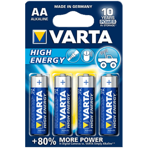 4906BP4 HIGH ENERGY AA