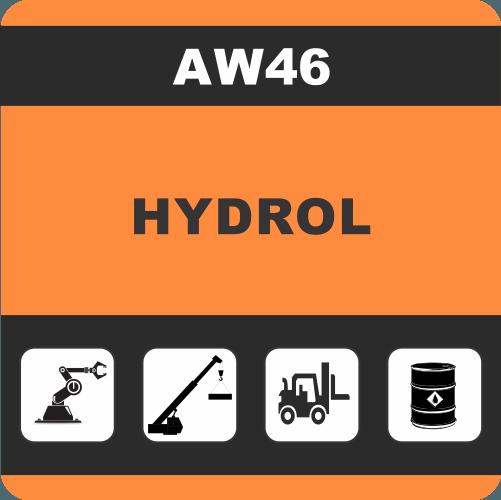 INDY HYDROL AW 46 (210lt)