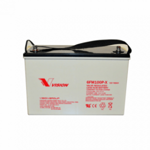 100AH - 12V Deep Cycle Vision Batteries