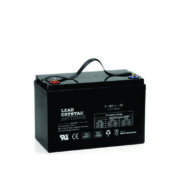 100AH - 12V Deep Cycle Lead Crystal Battery - BC-6CNFJ-100