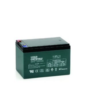 12AH - 12V Deep Cycle Lead Crystal Battery - BC-6CNFJ-12