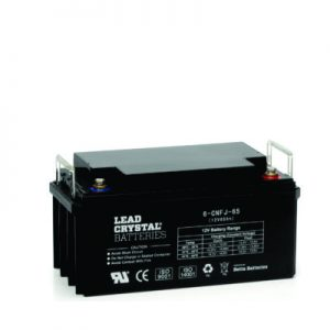65AH - 12V Deep Cycle Lead Crystal Battery - BC-6CNFJ-65