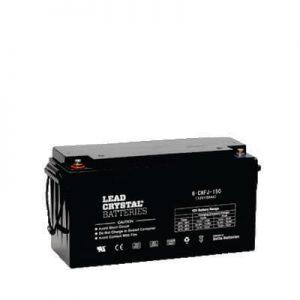 150AH - 12V Deep Cycle Lead Crystal Battery - BC-6CNFJ-150