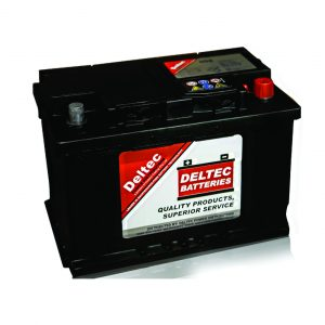 652 Deltec Automotive 70AH Battery-BD-652P70L3