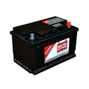 647 / 651 Deltec Automotice 70AH Battery - BD-647P71LB3