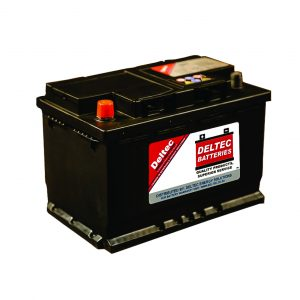 650 Deltec Automotive 90AH Battery - BD-650-P9031R