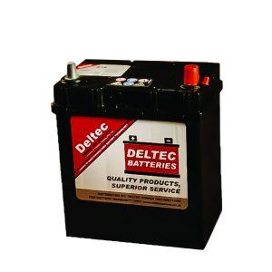 616 35 AH Deltec Automotive Battery BD-616B19L