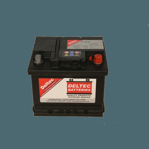 618 / 619 Deltec Automotive 41AH Battery - BD-618P43LB1