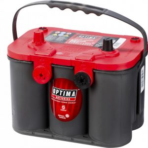 50 AH Deep Cycle Optima Battery - BVO-R50L (ST)