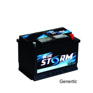 628 Automotive Blue Storm Battery - BM-628B53LB2