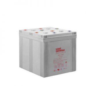 1500AH - 2V Deep Cycle Lead Crystal Battery - BC-CNFJ-1500