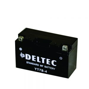 6AH MOTORBIKE BATTERY - FB-YT7B-4