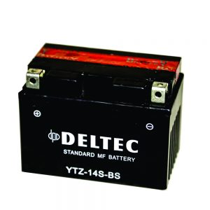 11.2AH MOTORBIKE BATTERY - FB-YTZ-14S-BS