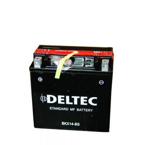 12AH MOTORBIKE BATTERY - FBX14-BS