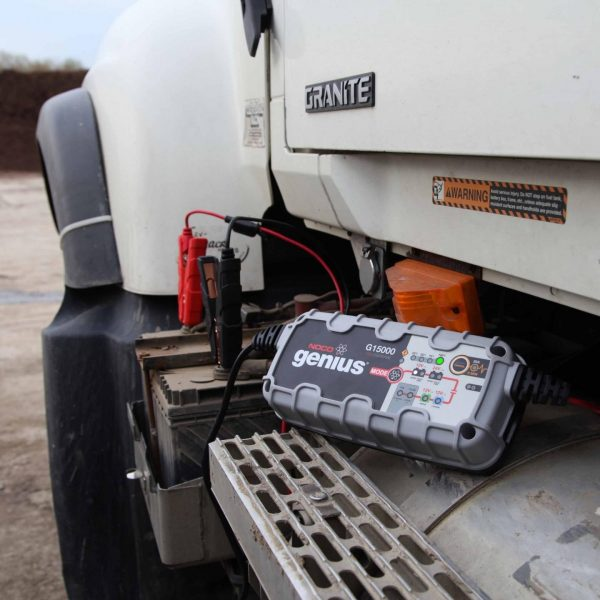 15 amp 12/24V NOCO Genius G15000 Multi-Purpose Battery Charger 6