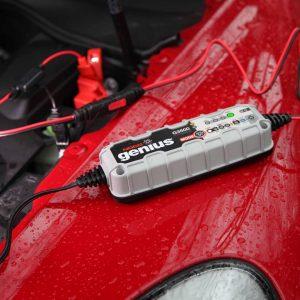 3.5 amp 6/12V NOCO Genius G3500 Multi-Purpose Battery Charger