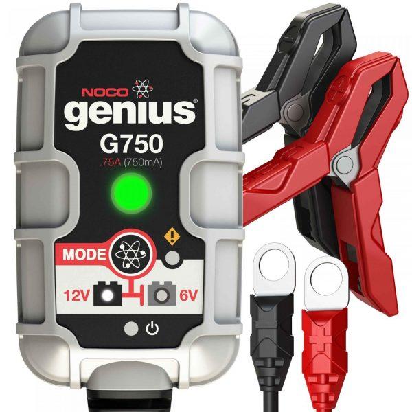 0.75 amp NOCO Genius G750 Multi-Purpose Battery Charger