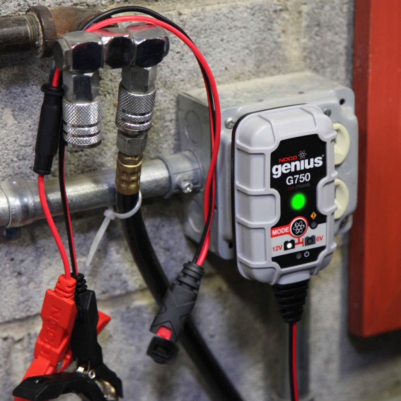 G750 075 Amp Noco Genius Multi Purpose Battery Charger Wiring Diagram