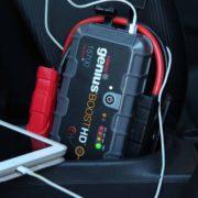 2000 Amp UltraSafe Lithium Noco Genius GB70 Jump Starter 4