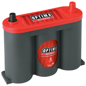 50 AH 6V Deep Cycle Optima Battery - BVO-R6V50L