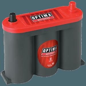 50 AH 6V Deep Cycle Optima Battery - BVO-R6V50L