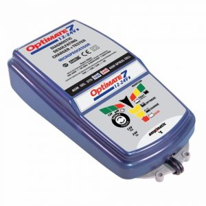 OptiMATE 7 - 12V-24V 8-step 12V-10Amp / 24V-5Amp Battery Saving charger-tester-maintainer