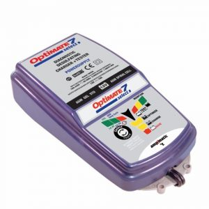 OptiMATE 7 SELECT - 9-step 10Amp battery charger for 12V starter and deep cycle batteries