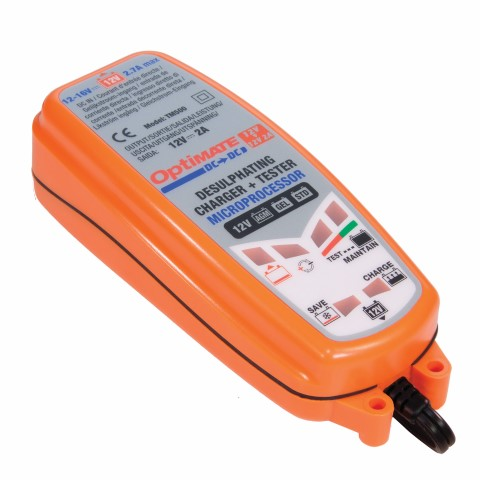 OptiMATE DC to DC - 12V Battery / DC supply to 12V Battery Charger