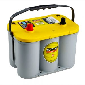 55 AH Deep Cycle Optima Battery - BVO-Y55L