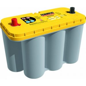 75 AH Deep Cycle Optima Battery - BVO-Y75L