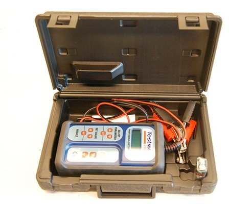 TestMate AUTO – Professional digital battery/charging/starting system analyzer 2