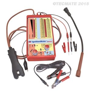 IgnitionMate - Ignition system trouble shooting tool, compare two different signals on 1 cylinder