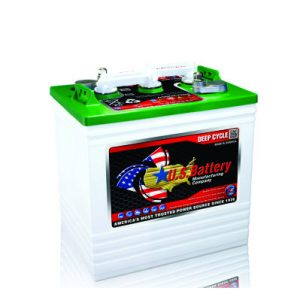 242AH 6V Deep Cycle US Battery - US-125-UTL
