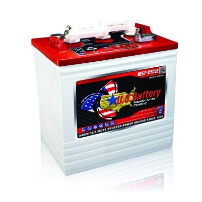 232AH 6V Deep Cycle US Battery - US2200XC