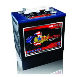 310AH 6V Deep Cycle US Battery US-305XC - SW/H