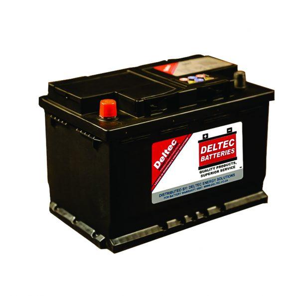 656 Deltec Automotive 90AH Battery - BD-656P90D31L