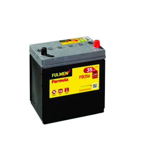616 - Automotive Fulmen Battery - BF-616FB356A