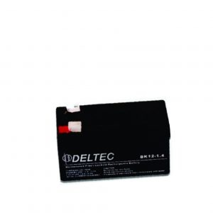 1.4AH 12V AGM Battery - BK-12V1.4