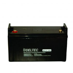 120AH - 12V GEL Battery - BK-12V120G