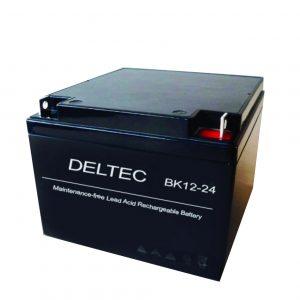 24AH 12V AGM Battery - BK-12V24