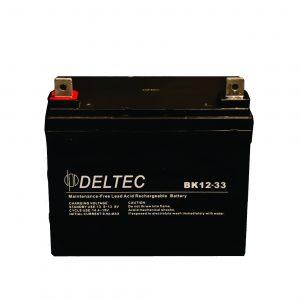 33AH 12V AGM Battery - BK-12V33