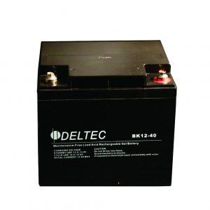 40AH 12V AGM Battery - BK-12V40