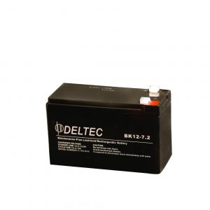 7.2AH - 12V AGM Battery - BK-12V7.2