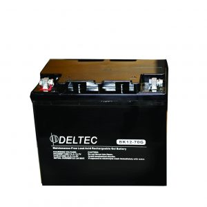 70AH - 12V GEL Battery - BK-12V70G