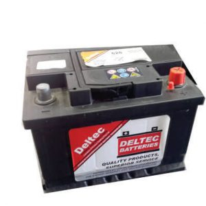 628 Deltec Automotive 53AH Battery - BD-628P53LB2