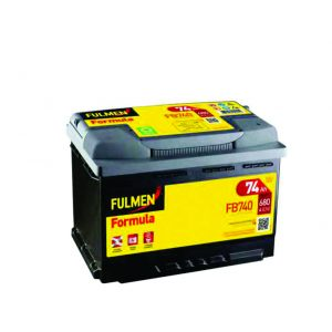 652 - Automotive Fulmen Battery - BF-652FB740