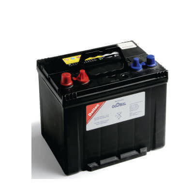 97 AH Light Duty Deep Cycle Leisure Battery - BK-M27MF