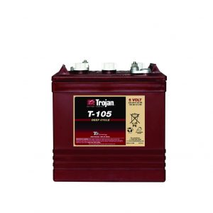 T105 Automotive Trojan Battery - GC-T105