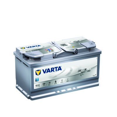 658 / G14H STOP START AGM VARTA BATTERY – BV-658G14H 1