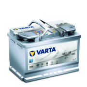 652 / E39 START STOP AGM VARTA BATTERY - BV-652E39H